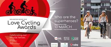 Love Cycling Wellington Region Awards