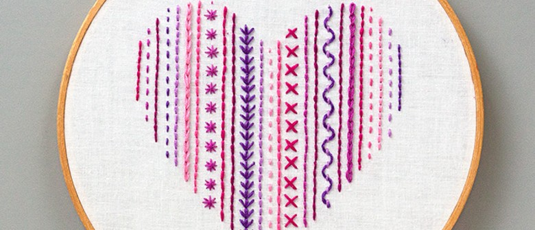 Craft Café Revival – Embroidery