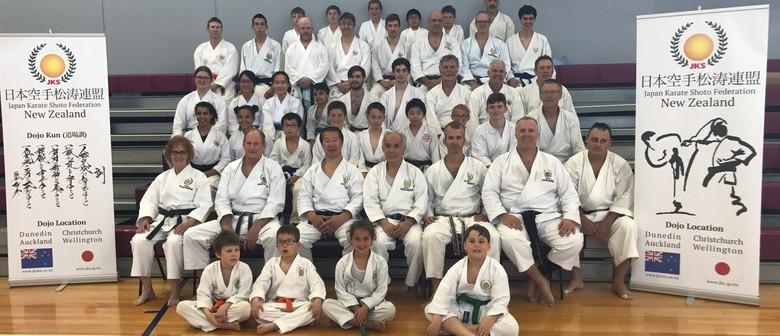 Karate Training