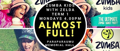 Zumba Kids With Zelda