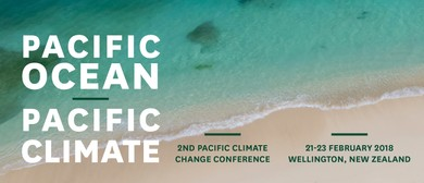 Pacific Climate Change Conference 2018