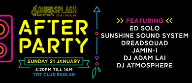 Soundsplash After Party 2018