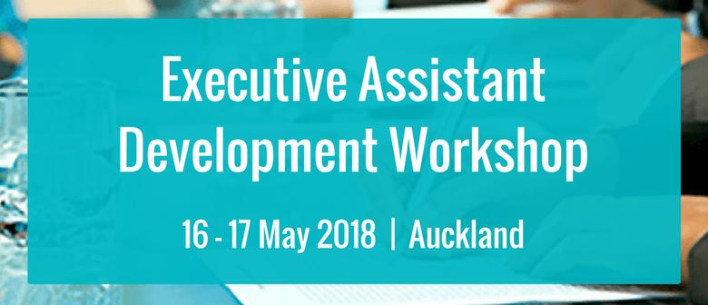 Executive Assistant Development Workshop