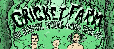Cricket Farm Bending Spoons Tour With Regan Perry