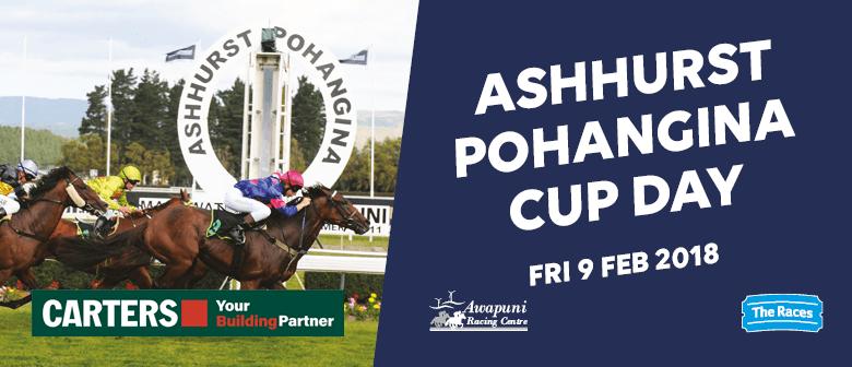 Ashhurst - Pohangina Cup
