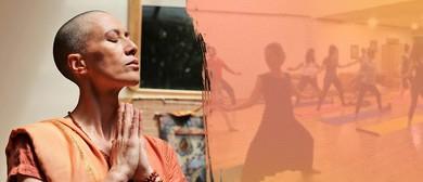 Deepen Your Practice With Sannyasi Pragyadhara