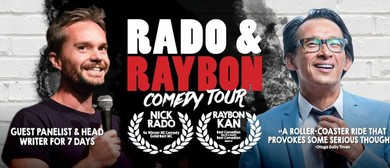Rado and Raybon - Save the World