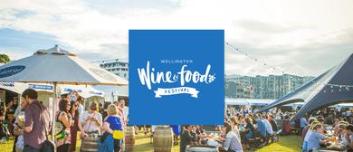 Wellington Wine & Food & Craft Beer Festival