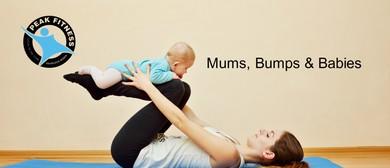 Mums, Bumps & Babies