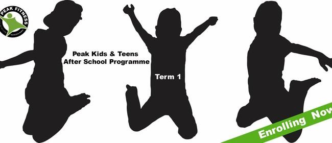 Peak Kids After School Programme