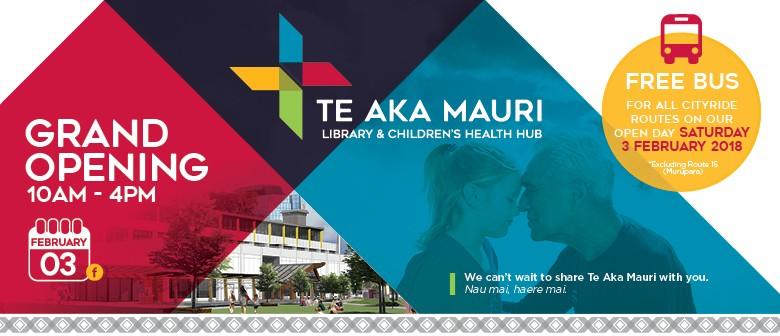 Te Aka Mauri Open Day
