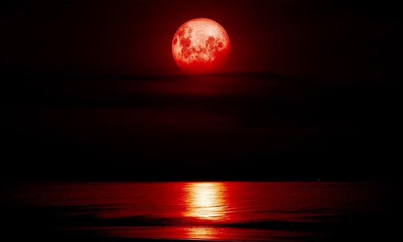 blood moon tonight auckland - photo #11