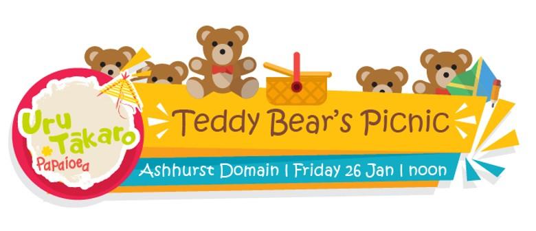Teddy Bears Picnic Scavenger Hunt Ashhurst Eventfinda