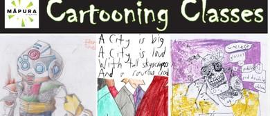 Cartooning Classes