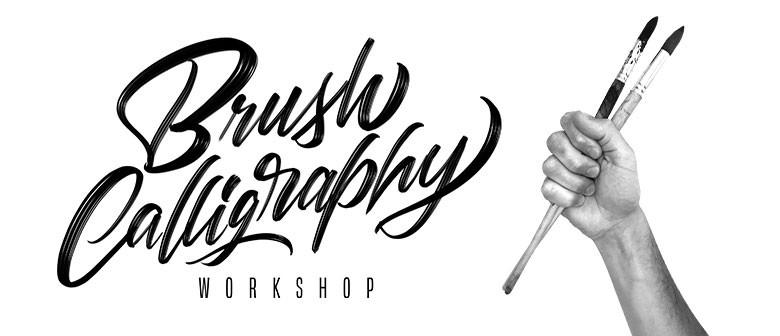Brush calligraphy workshop with pdro hamilton eventfinda