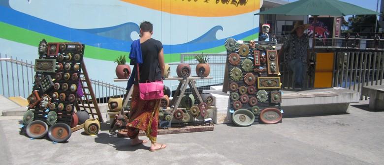 Huatoki Plaza Market