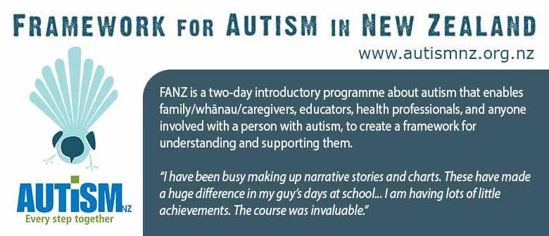 Framework for Autism In NZ (FANZ)