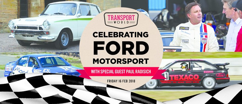 Celebrating Ford Motorsport In New Zealand