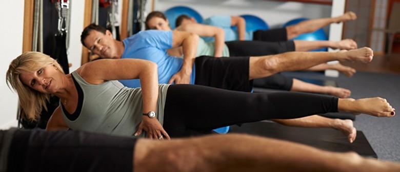 Pilates Mat Basics: CANCELLED