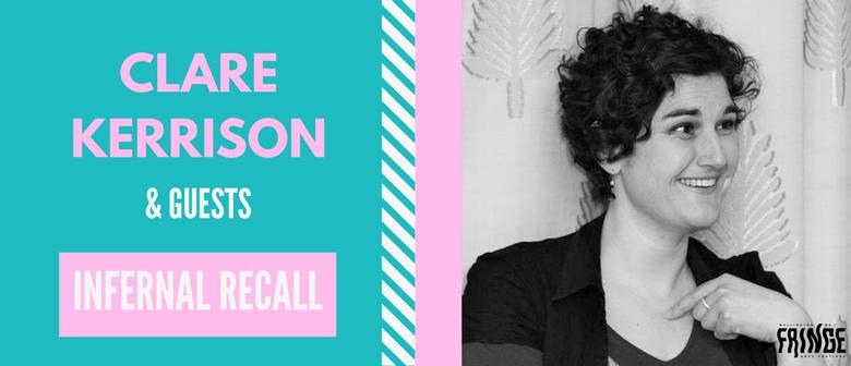 Clare Kerrison's Infernal Recall