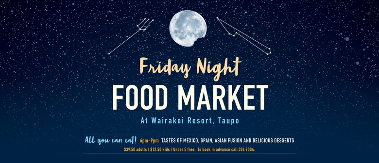 Friday Night Food Market