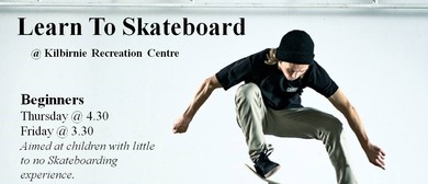 Learn to Skateboard - Beginners