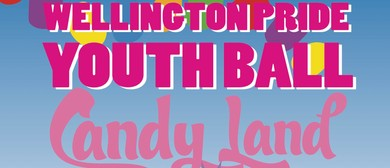 Wellington Pride Candy Land Youth Ball