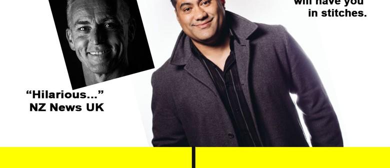 Fergus Aitken & Li'i Alaimoana: Stand-Up Comedy
