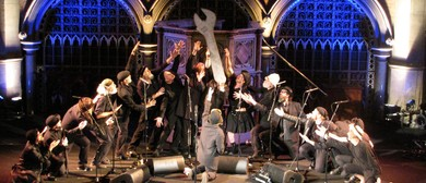 Spooky Men's Chorale