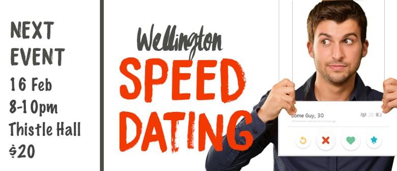 Speed dating advert