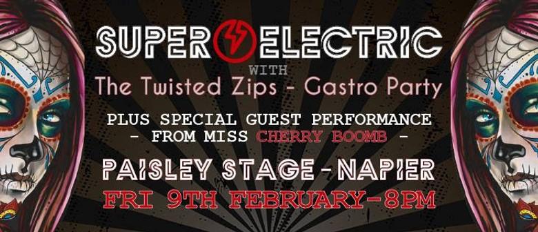 Super Electric & Special Guests