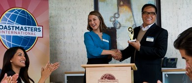 Halswell Toastmasters - Public Speaking & Leadership Skills