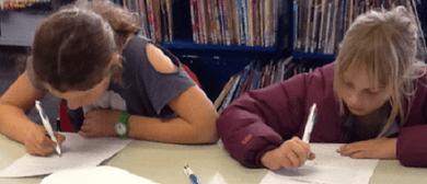 Afterschool Creative Writing Class