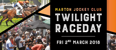 Marton Jockey Club Twilight Races