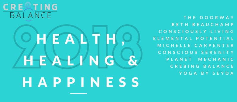 Cre8ing Balance - Health, Healing & Happiness