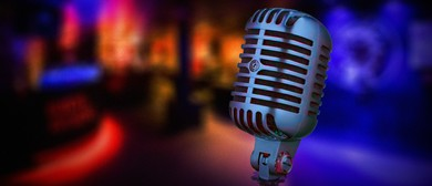 Sing Song Lounge Open Mic Night