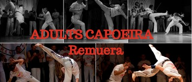 New Beginners Adult Capoeira Classes