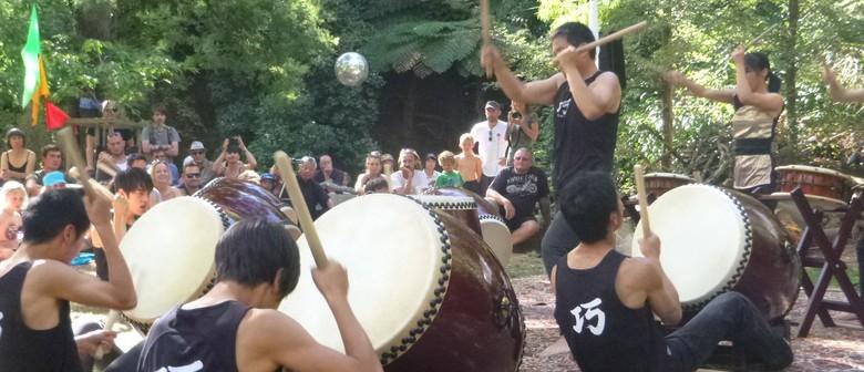 The Drum Festival 2018