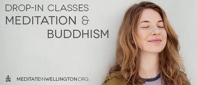 Meditation & Buddhism