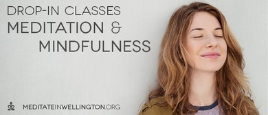 After-work Classes: Meditation & Mindfulness