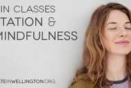 Lunchtime Classes: Meditation & Mindfulness