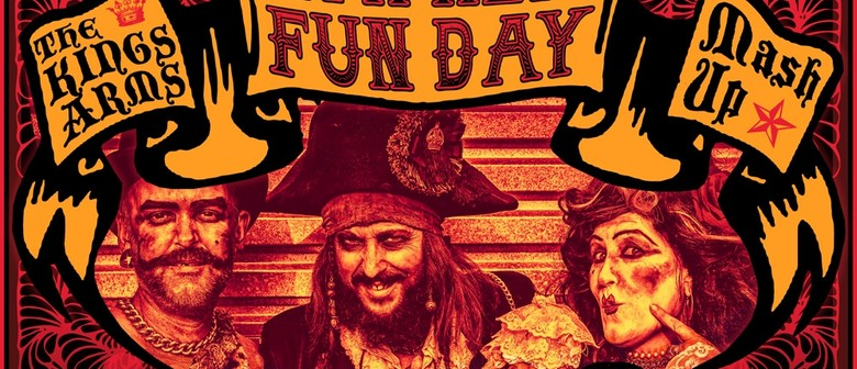 Kings Arms Family Fun Day Mash Up Auckland Eventfinda