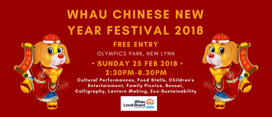 Whau Chinese New Year Festival