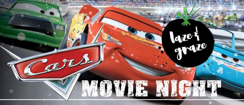 Laze and Graze Movie Night