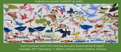 Get Involved - Orewa Estuary Restoration Plan