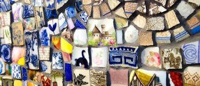 Mosaics With Joanne Luker