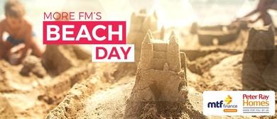 More FM Beach Day 2018