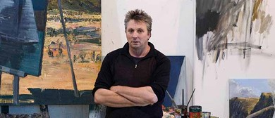 Exhibition Talk: Painter With Euan Macleod and Gregory