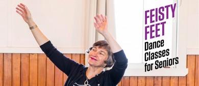 NZDC Feisty Feet - Senior Dance Classes (Takapuna)