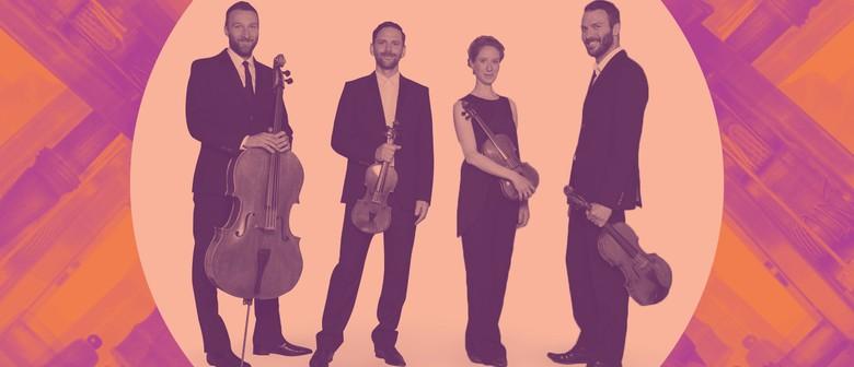 CMNZ Presents: Heath Quartet